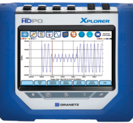 Dranetz Power Quality Analyzer (HDPQ Xplorer)