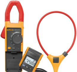 True RMS AC/DC Clamp Meter (Fluke 381)