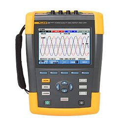 Fluke 435 II Power Quality Analyzer