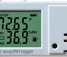 HOBO MX Temperature/Relative Humidity Data Logger (MX1101)
