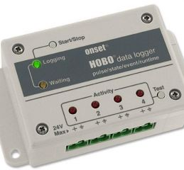 4-Channel Pulse Input Logger for TVER - (UX120-017)
