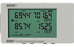 4-Channel Analog Logger (UX120-006M)