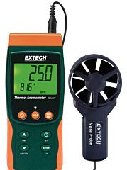 Thermo-Anemometer (Extech SDL310)